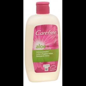 Carefree Aloe Intimate Wash Lotion (200ml)
