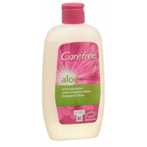 Carefree Aloe Intimwaschlotion (200ml)