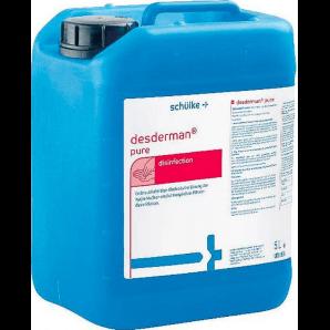 Desderman pure hand disinfectant (5000ml)