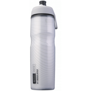 BlenderBottle Halex Thermo white (710ml)