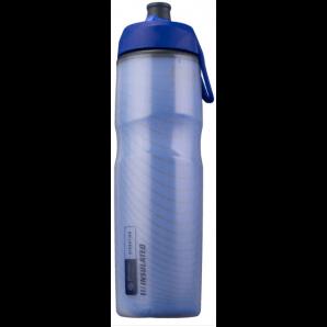 BlenderBottle Halex Thermo bleu (710ml)