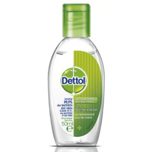 Dettol Desinfektionsgel für Hände antibakteriell (50ml)