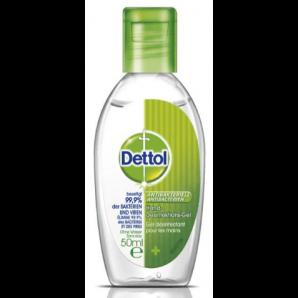 Dettol disinfectant gel for hands antibacterial (50ml)