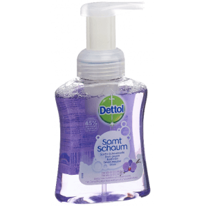 Dettol foam soap vanilla & orchid (250ml)