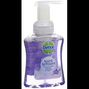 Dettol savon mousse vanille et orchidée (250ml)