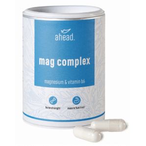 ahead. mag complex (120 capsules)
