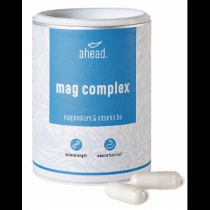 ahead. mag complex (120 Kapseln)