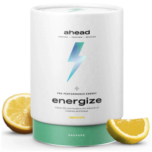 ahead. energize lemon (450g)