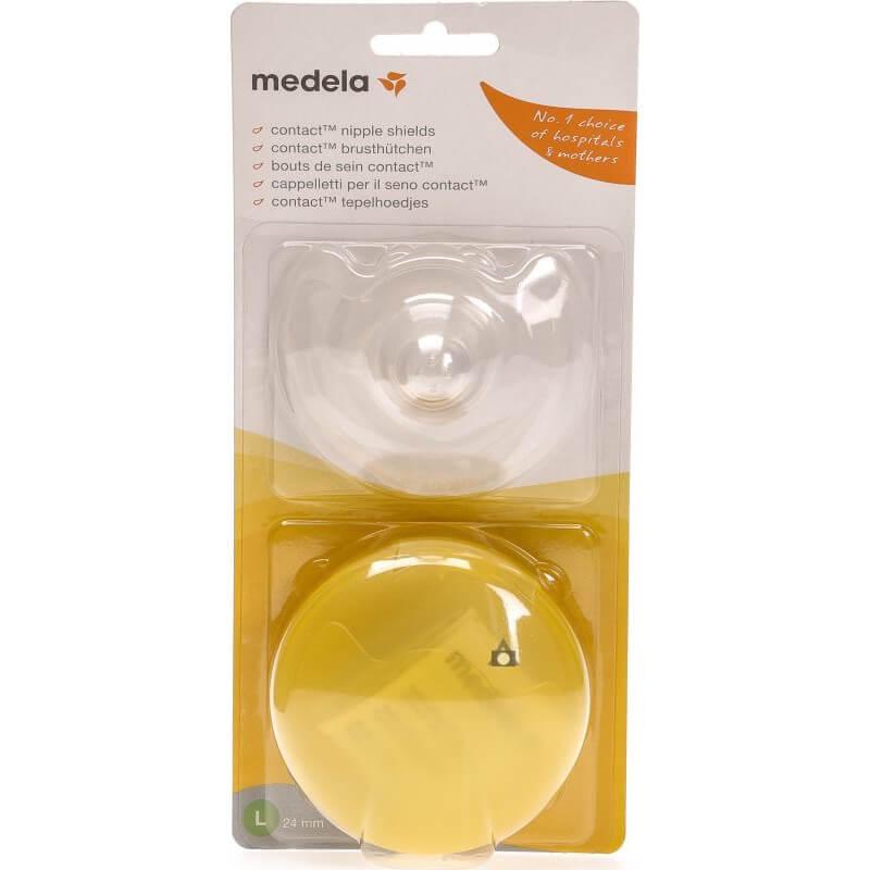 c3129de4afb Medela - Stillhütchen Contact L (24mm)