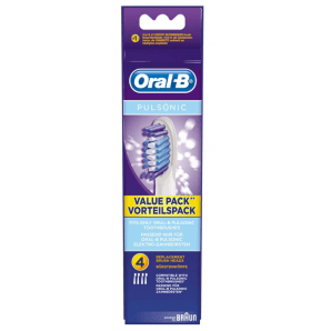 Oral-B Pulsonic brush heads (4 pcs)