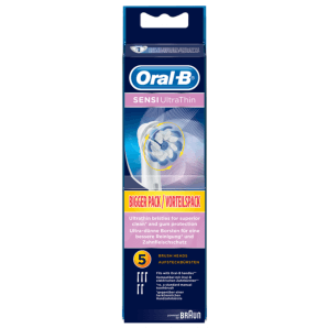 Oral-B brush heads Sensi UltraThin (5 pcs)