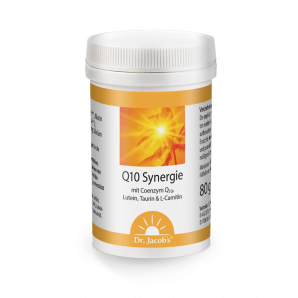 Dr. Jacob's Q10 Synergie (80g)