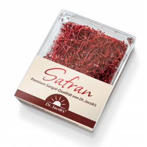 Dr. Jacob's saffron threads (1g)