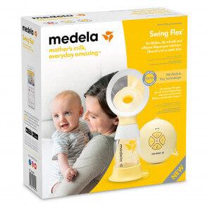 Medela - Einzelmilchpumpe Swing Flex