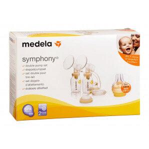 Medela - Doppelpumpset Symphony