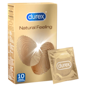 Durex Natural Feeling Condoms (10 pieces)