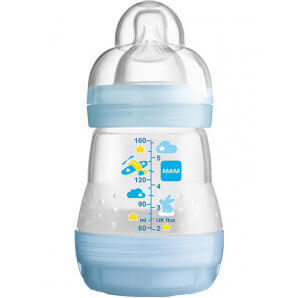 MAM Easy Start Anti-Colic Flasche Boy (160ml)