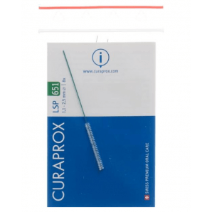 Curaprox LSP 651 interdental brushes (8 pieces)