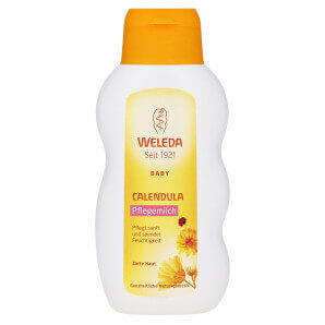 Weleda - Baby Calendula Pflegemilch (200ml)