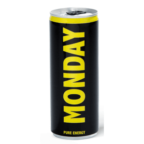MONDAY Classic Energy Drink (250ml)