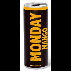 MONDAY Mango Energy Drink (250ml)