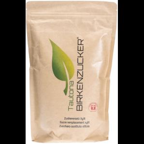 Tautona birch sugar/xylitol refill bag (1kg)
