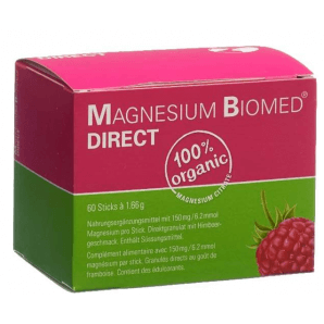 Magnesium Biomed Direct Sticks (60 pcs)