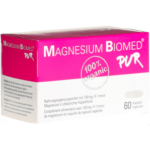 Magnesium Biomed Pur Capsule (60 pcs)
