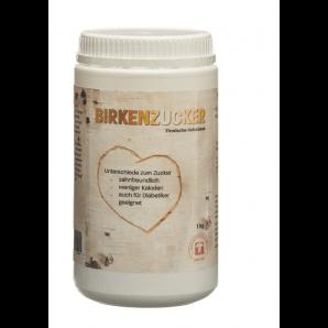Tautona birch sugar/xylitol can (1kg)