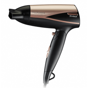 Trisa travel hair dryer Ionic Glamor
