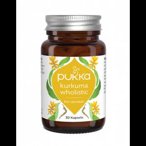 Pukka Kurkuma Wholistic (30 pcs)