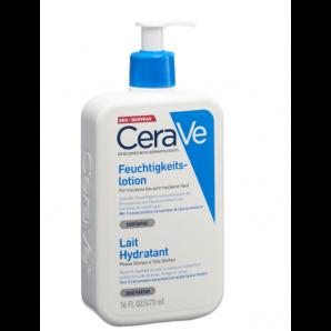 Cerave Moisturizing Lotion (473ml)