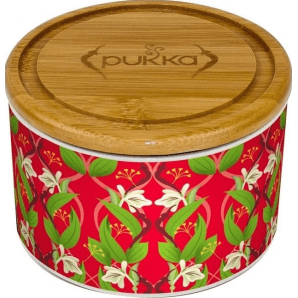 Pukka ceramic jar Revital