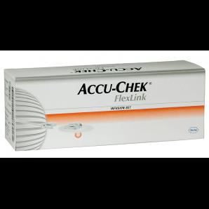 Accu-Chek FlexLink infusion set 8mm x 80cm (10 pieces)