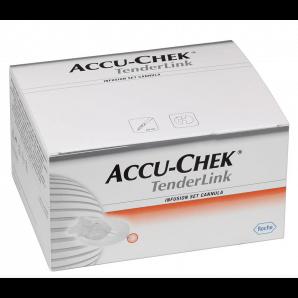 Accu-Chek TenderLink Infusionsset 17mm (10 Stk)
