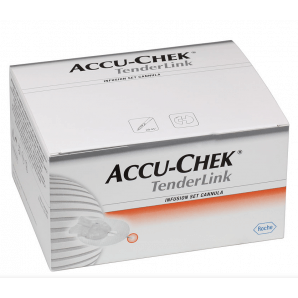 Accu-Chek TenderLink infusion set 17mm (10 pieces)