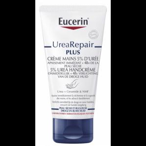 Eucerin Urea Repair PLUS Crème pour les Mains 5% (75 ml)