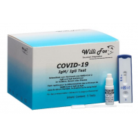 WILLI FOX COVID-19 IgM / IgG rapid test (5 pieces)