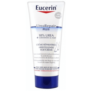 Eucerin Urea Repair PLUS Fusscreme 10 % (100ml)