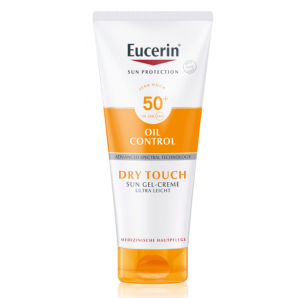 Eucerin Sun Oil Control Gel Creme LSF50+ (200ml)