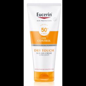 Eucerin Sun Oil Control Gel Creme SPF50+ (200ml)