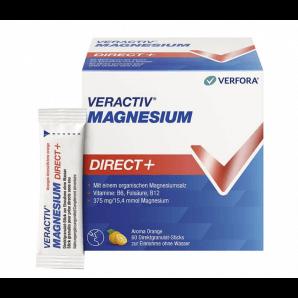 Veractiv Magnesium Direct + (60 pièces)