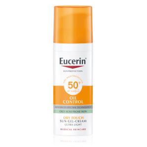 Eucerin Sun Oil Control Gel Creme Anti Shine SPF50+ (50ml)