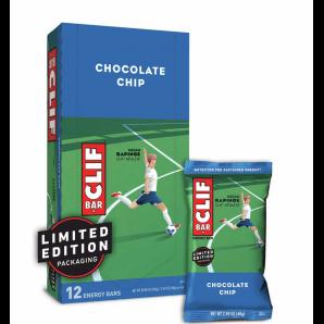 Clif bar chocolate chip (12x68g)
