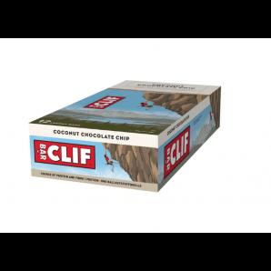 Clif bar Coconut Chocolate Chip (12x68g)