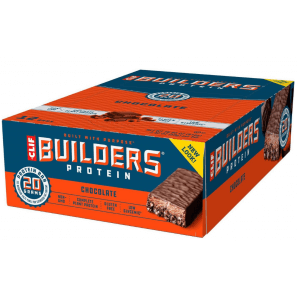 Clif bar Builder's Protein Chocolate (12x68g)