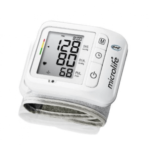 Microlife blood pressure monitor wrist BP W1 Basic