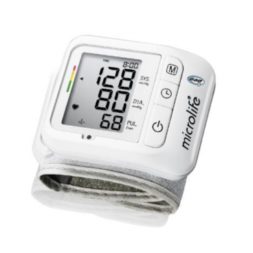 Microlife blood pressure monitor wrist BP W1 Basic