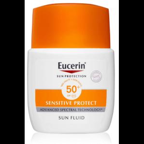 Eucerin Sun Sensitive Fluid SPF50+ (50ml)