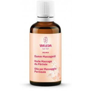 Weleda - Damm Massageöl (50ml)